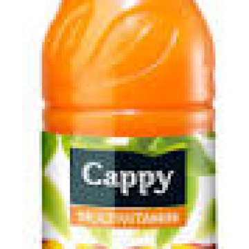 Cappy junior 0,25l multivitamin PET