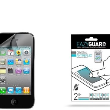 EazyGuard LA-080 Apple iPhone 4/4S fólia 2 db