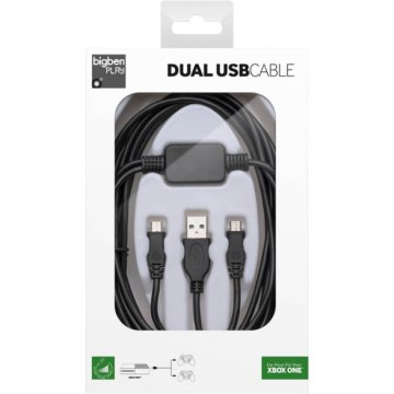 Xbox One Dual USB kábel