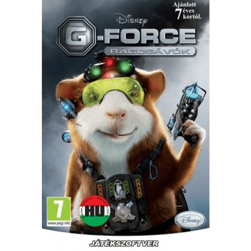 G-Force: Rágcsávók PC