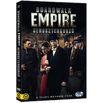 Boardwalk Empire - Gengszterkorzó - 2. évad DVD