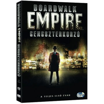 Boardwalk Empire - Gengszterkorzó - 1. évad DVD