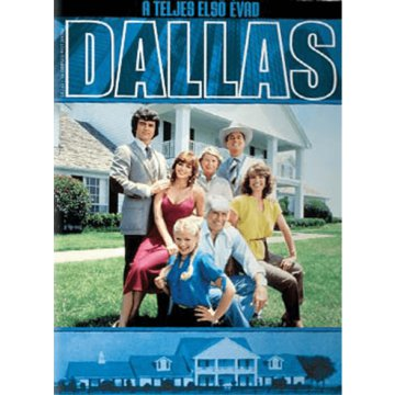 Dallas - 1. évad DVD