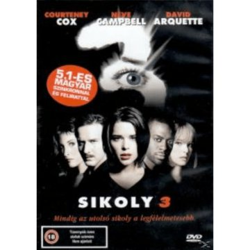 Sikoly 3. DVD
