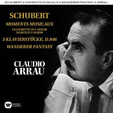 Moments Musicaux / Allegretto in C Minor - March in E Major / 3 Klavierstücke, D.946 ... CD