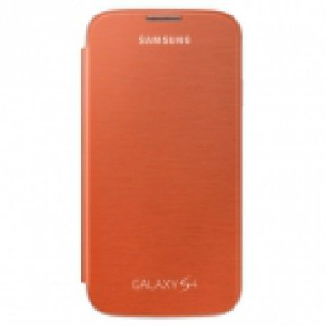 SAMSUNG EF-FI950BOEGWW FLIP COVER S4 Orange