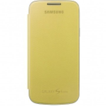 SAMSUNG EF-FI919BYEGWW FLIP COVER, GALAXY S4 MINI, YELLOW