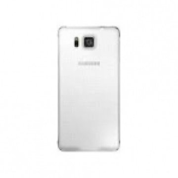SAMSUNG EF-OG850SWEGWW BACK COVER GALAXY ALPHA White