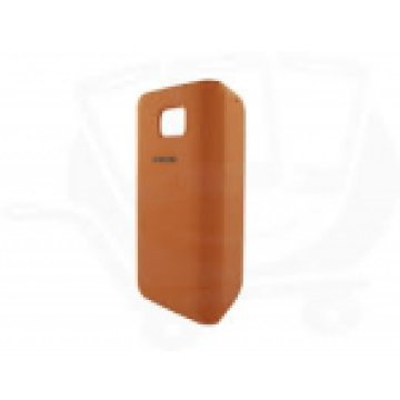 SAMSUNG EF-WG920BOEGWW FLIP WALLET GALAXY S6, ORANGE
