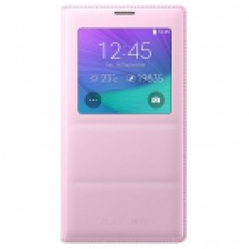 SAMSUNG EF-CN910BPEGWW S VIEW COVER NOTE4,PINK