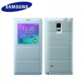 SAMSUNG EF-CN910BMEGWW S VIEW COVER NOTE4 BLUE