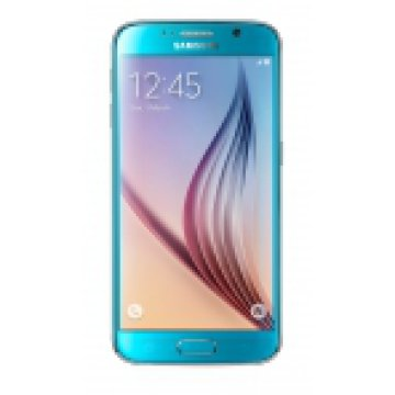 SAMSUNG G920F GALAXY S6 64GB, BLUE TOPAZ