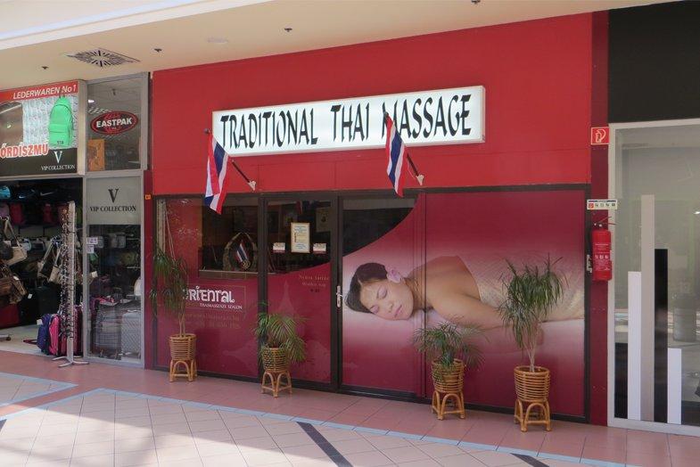 Thai Massage - nyitvatartás, Lackner Kristóf utca, Sopron
