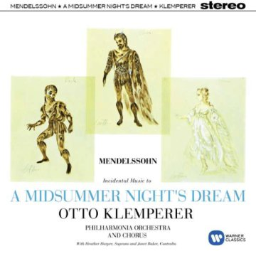 A Midsummer Night's Dream CD