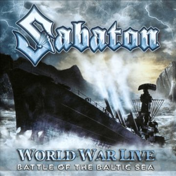 World War Live - Battle of The Baltic Sea CD