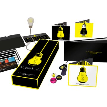 U2 Innocence + Experience - Live in Paris (Super Deluxe Box) DVD+CD