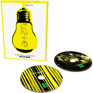 U2 Innocence + Experience - Live in Paris (Deluxe Edition) DVD