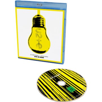 U2 Innocence + Experience - Live in Paris Blu-ray