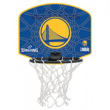 Spalding Golden State Warriors mini kosárpalánk