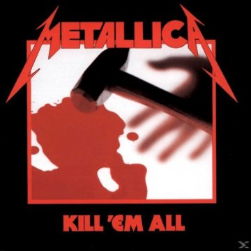 Kill 'Em All (Remastered 2016) LP