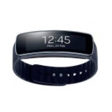 SAMSUNG SM-R3500ZKAXEH  GEAR FIT, CHARCOAL BLACK