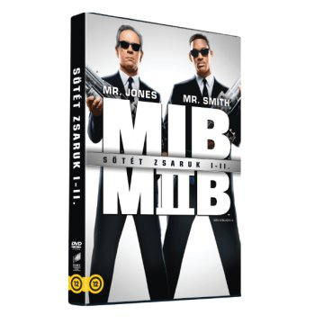 Men in Black- Sötét zsaruk 2. DVD