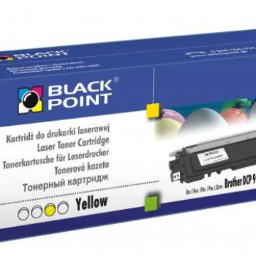 Black Point színes toner LCBPBTN230Y (Brother TN-230 Y) sárga