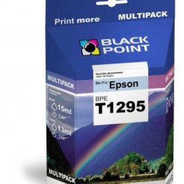 Black Point multipack BPET1295 (Epson T1295) 4 színű