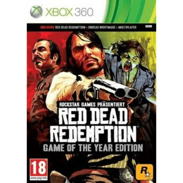 Red Dead Redemption - Game of the Year Edition Xbox360
