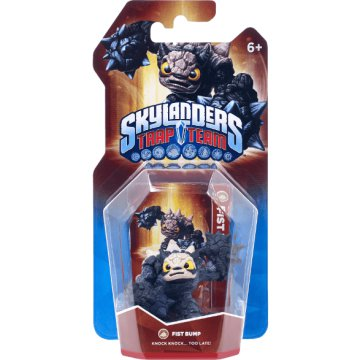Skylanders Trap Team Fist Bump (játékfigura)