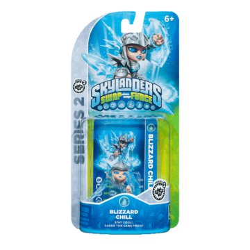 Skylanders Swap Force: Blizzard Chill (játékfigura)