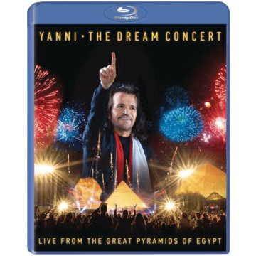 The Dream Concert - Live from The Great Pyramids of Egypt Blu-ray