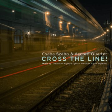 Cross The Line! CD
