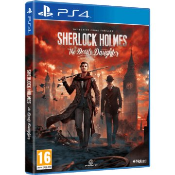 Sherlock Holmes: The Devil's Daughter (PS4)