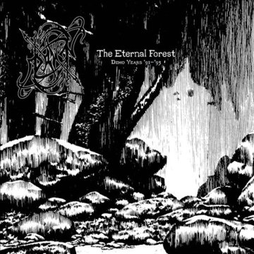 The Eternal Forest - Demo Years 1991-1993 CD
