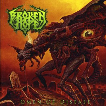 Omen of Disease CD