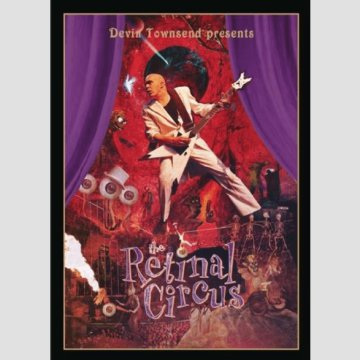 The Retinal Circus DVD