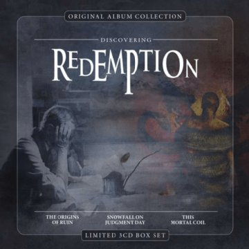 Original Album Collection - Disvocering Redemption CD