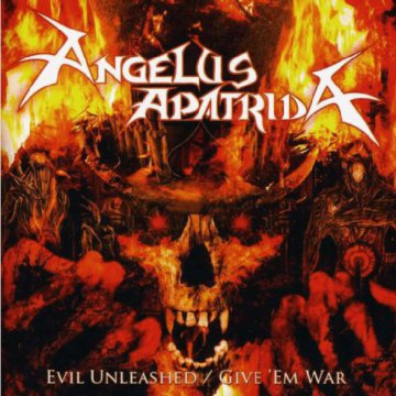 Evil Unleashed / Give 'Em War CD