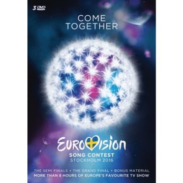 Eurovision Song Contest - Stockholm 2016 DVD