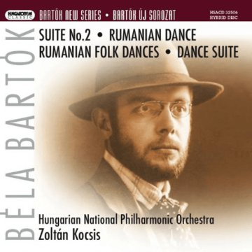 Bartók New Series -  Suite No. 2 - Rumanian Dance SACD
