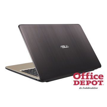 "ASUS X540LJ-XX021T 15,6""/Intel Core i3-4005U/4GB/1TB/GeForce 920M 1GB/Win10/DVD író/fekete-ezüst notebook"