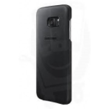 SAMSUNG EF-VG930LBEGWW LEATHER COVER GALAXY S7 BLACK