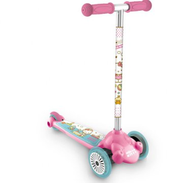 Hello Kitty Twist&Roll roller