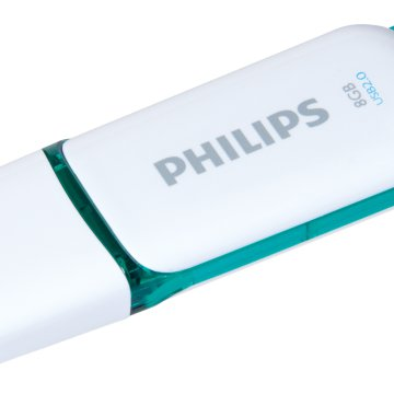 Philips pendrive USB 2.0 8 GB