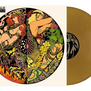 Lady In Gold (Gold Vinyl) LP