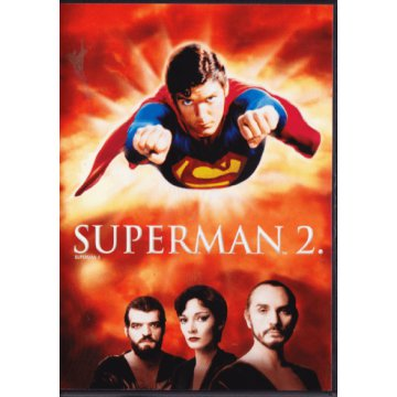 Superman 2. DVD
