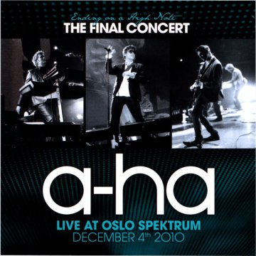 Ending on a High Note: The Final Concert (Blu-ray)
