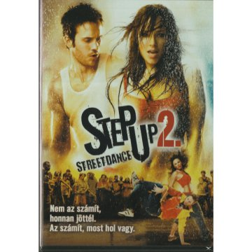 Streetdance - Step Up 2. DVD