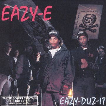 Eazy-Duz-It (CD)